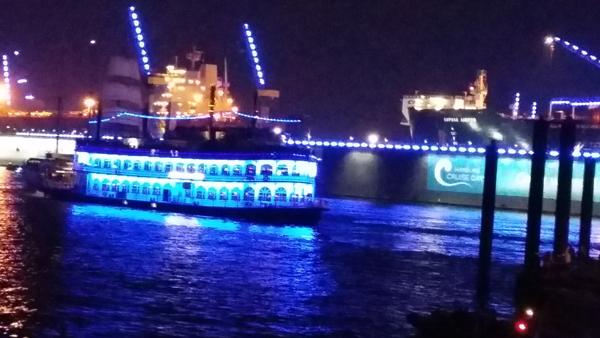 Cruisedays in Hamburg